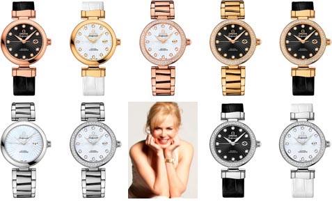 Omega Ladymatic Co-Axial 34 mm, la montre suisse pour femme