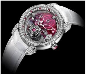 Royal Ruby Tourbillon, le luxe au féminin par Ulysse Nardin
