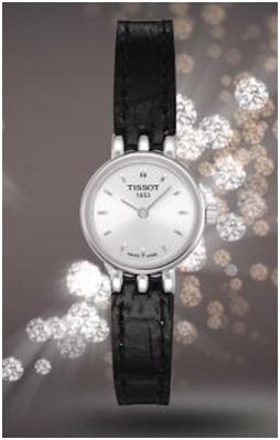 Tissot Lovely, le style rétro chic