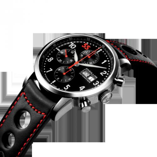 Une montre sporty chic !