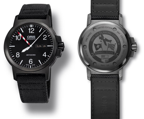 Oris air racing edition III : une montre de haut vol