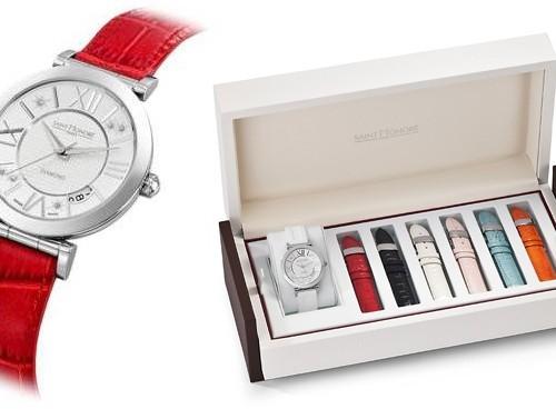 Les montres avec bracelet croco