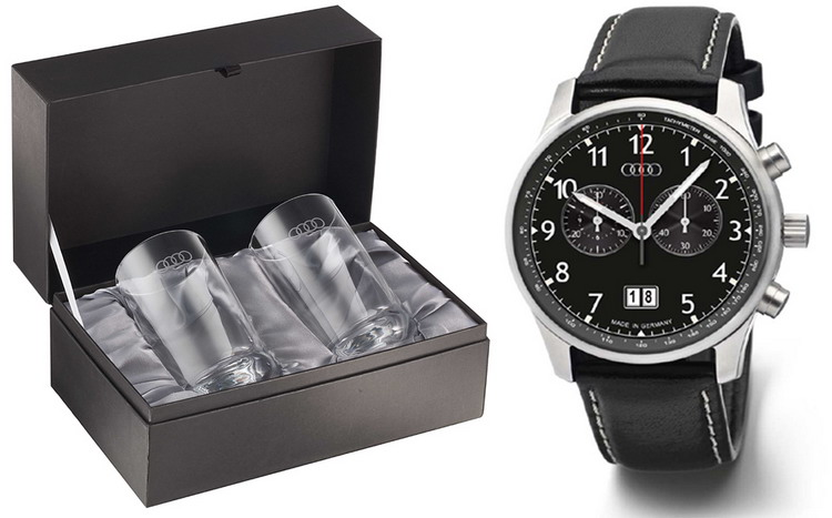 Audi Chronographe Big Date-coffret