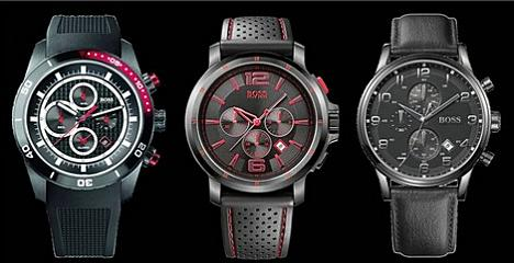 Montre Boss Black Sport