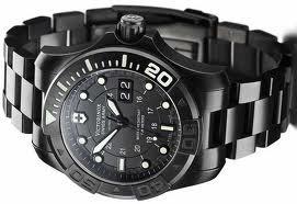 Montre Victorinox Dive Master 500 Black Ice Mecha