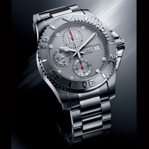 Longiness Hydroconquest chronographe
