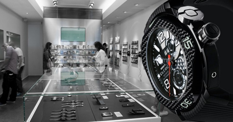 boutique montre