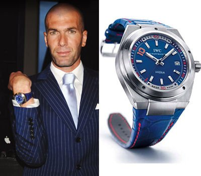Zidane-IWC