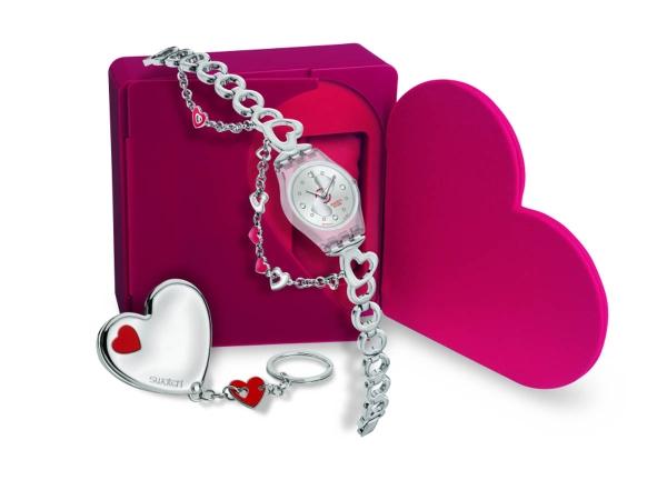 montre saint valentin
