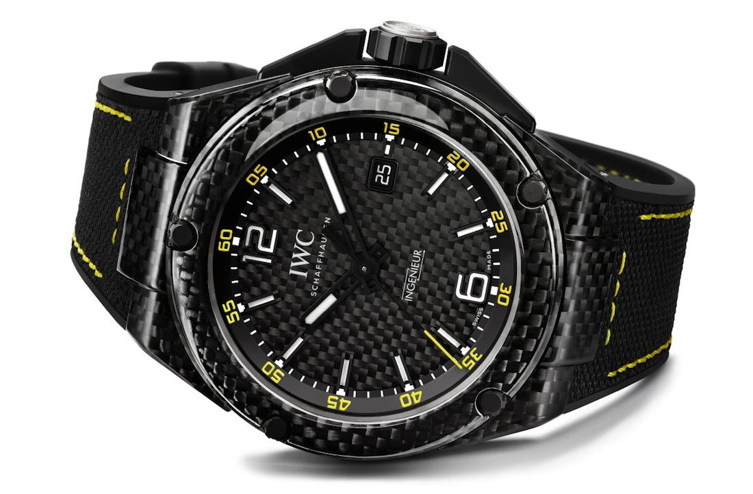 Ingenieur Automatic Carbon Performance IWC