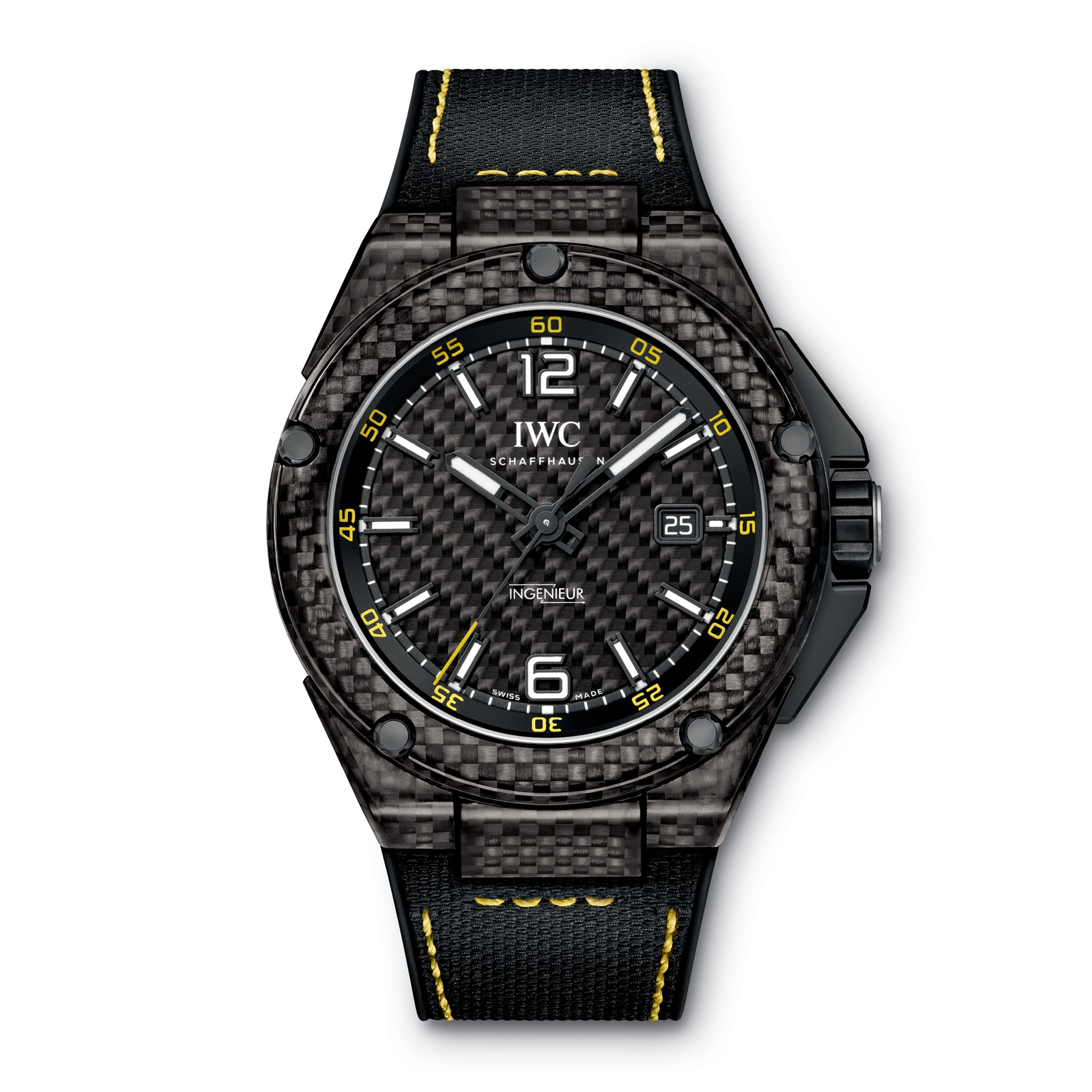 Ingenieur Automatic Carbon Performance d'IWC