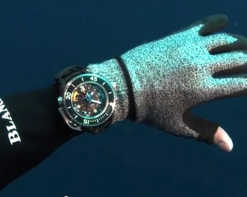 blancpain x fathoms le haut de gamme des montres de plong e. Black Bedroom Furniture Sets. Home Design Ideas